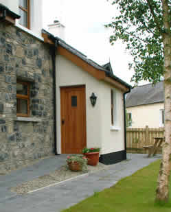 Boat Cottage offering Family Self Catering Accomodation in Ireland